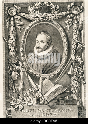 Miguel de cervantes 1547 1616 spanish writer short for Farcical in spanish