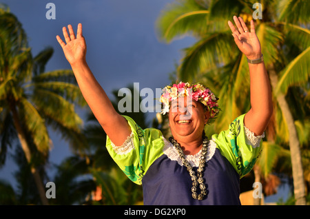 Pacific Islander Song Happy