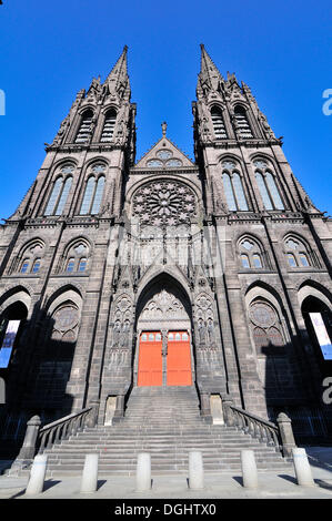 clermont ferrand black singles Cathedral of our lady of the assumption of clermont-ferrand commonly known  as  the archbishops of clermont (bishops until 2002) it is built entirely in black  lava stone, which makes it highly distinctive, and visible from a great distance.