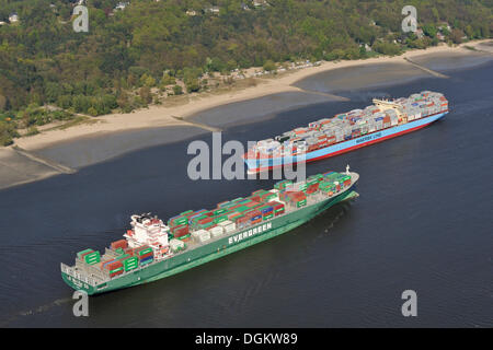 container ships ever conquest front and charlotte
