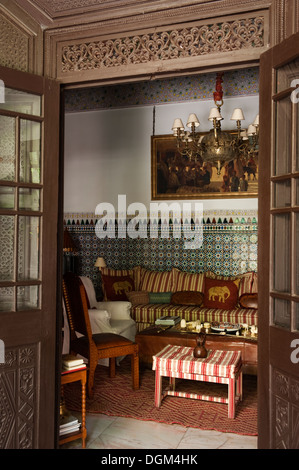 Beautiful Home In Restoration Stock Photo Royalty Free Image 115369225 Alamy