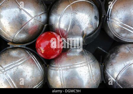 Boules, balls - Stock Photo