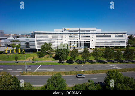 adam opel haus headquarters of the adam opel ag ruesselsheim hesse stock photo royalty free. Black Bedroom Furniture Sets. Home Design Ideas