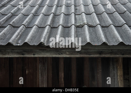 Roof tiles. - Stock Photo