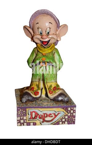 Dopey Seven Dwarfs