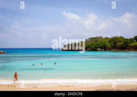 Boston Bay, Portland Parish, Jamaica, West Indies, Caribbean, Central America - Stock Photo