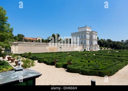 Villa Pamphili in Rome, Italy - Stock Photo