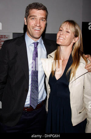 Jeremy Davidson and Mary Stuart Masterson  The 2012 Ensemble Studio Theatre Gala at SIR Stage 37 New York City, - Stock Photo