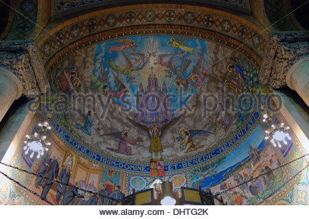 Mosaics and Frescoes of Barcelona