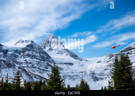 Canada Mount Assiniboine Provincial Park Lake Gloria From Wonder Stock Phot