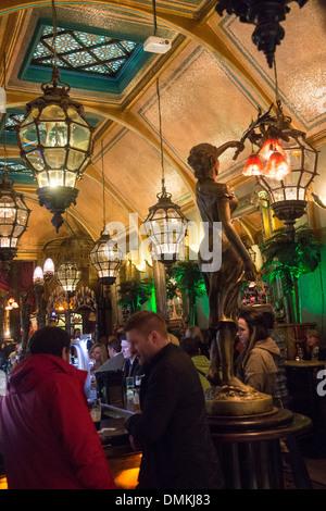 Cafe Seine Dawson Street Dublin