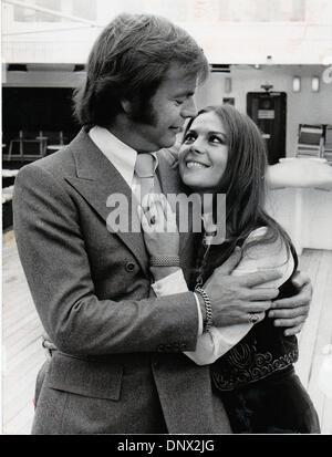 April 24, 1972 - London, England, U.K. - NATALIE WOOD (July 20, 1938 - November 29, 1981) was an award winning American - Stock Photo