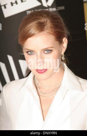Jan 09, 2006; Los Angeles, CA, USA; Actress AMY ADAMS at the 11th Annual Critics' Choice Awards held at the Santa - Stockfoto