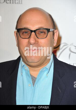 West Hollywood, California, USA. 9th Jan, 2014. Willie Garson at arrivals for 5th Annual Los Angeles Unbridled Eve - Stock Photo