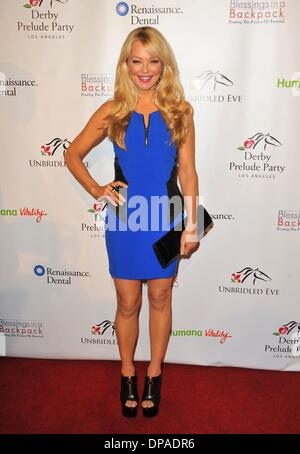 West Hollywood, California, USA . 9th Jan, 2014. Charlotte Ross at arrivals for 5th Annual Los Angeles Unbridled - Stock Photo