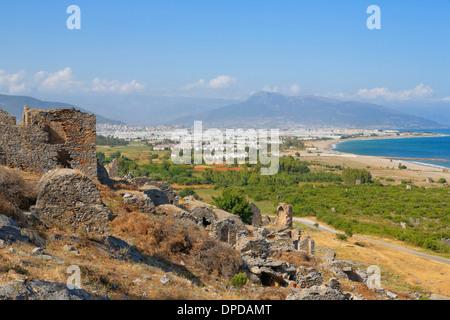 Necropolis, Ancient City Anemurium, Anamur, Mersin ...
