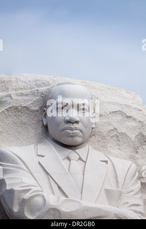 Martin Luther King, Jr. Monument in Washington, DC - Stock Photo