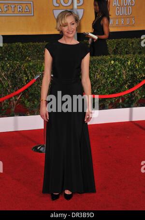 Los Angeles, California, USA. 18th Jan, 2014. Portia de Rossi. © D. Long/Globe Photos/ZUMAPRESS.com/Alamy Live News - Stock Photo