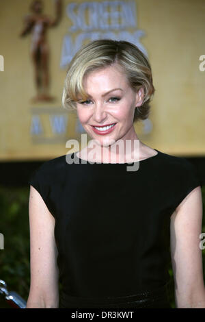 Los Angeles, USA. 18th Jan, 2014. Actress Portia de Rossi attends the 20th annual Screen Actor's Guild Awards aka - Stock Photo