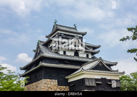 Matsue Castle, Matsue, Shimane Prefecture, Japan - Stockfoto
