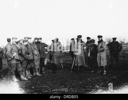 The Christmas Truce, Western Front 1914 Stock Photo, Royalty Free Image: 146546584 - Alamy
