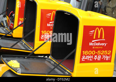 mcdonalds notes on delivery service Customers who place a $5 or more order for delivery on july 19 get a chance to  win something from mcdonald's '90s-themed merchandise.
