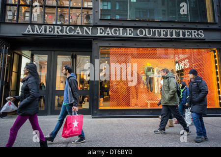 Find your local American Eagle Outfitters location in New York, New York; Store Locator. 9 American Eagle locations in New York, New York. American Eagle Outfitters West th Street. US West th Street New York, NY () () AM - PM.