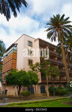 Hotel santa catalina parque doramas las palmas de gran for Hotel ciudad jardin