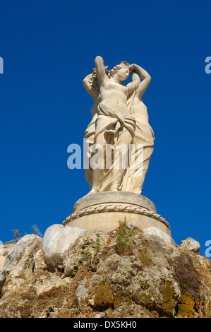 Les trois graces, Montpellier - Stock Photo