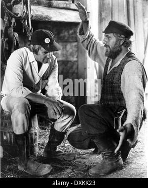 Topol Fiddler On The Roof 1971 Stock Photo Royalty Free