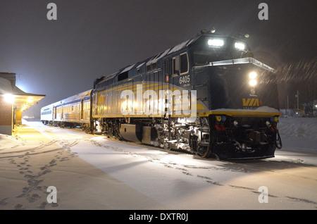 Tauck Tours Canada Rail