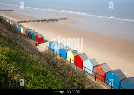 Beach Huts Mundesley