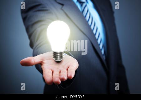 Idea - Stockfoto