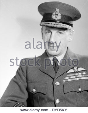 The Second World War 1939 - 1945- Great Britain- Personalities CH12267 - Stock Photo