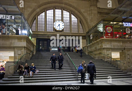 Leipzig Central Station - Stock Photo
