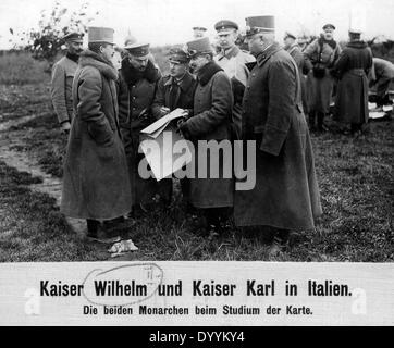 An examination of the actions of kaiser william ii during world war ii
