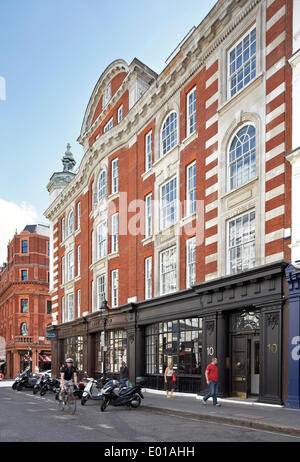 Bedford Street Office Building London United Kingdom