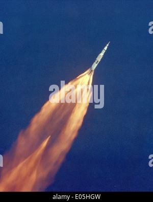 Apollo 11 Launch - Stockfoto