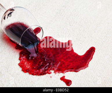 wineglass tipped over red wine blotch carpet carpeted floor stock photo royalty free image. Black Bedroom Furniture Sets. Home Design Ideas