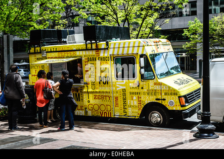 Stella S Popkern Washington Dc Food Truck
