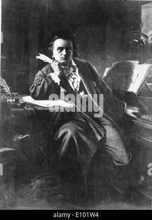 Ludwig van beethoven and wa mozart essay