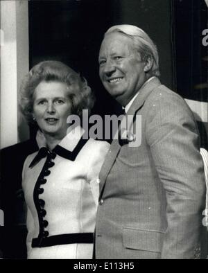 how to meet the prime minister uk 1975