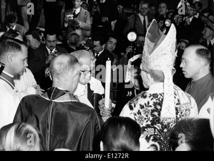 Apr 01, 2009 - London, England, United Kingdom - LEONARD TSUGUHARU FOUJITA (November 27, 1886 Ð January 29, 1968) - Stock Photo