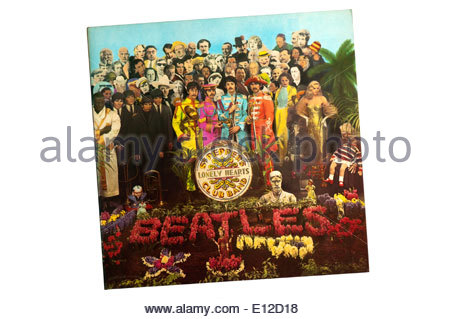 The Beatles Sgt Pepper S Lonely Hearts Club Band Rare