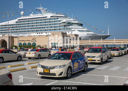 United Arab Emirates Dubai Cruise Ship Costa Fortuna