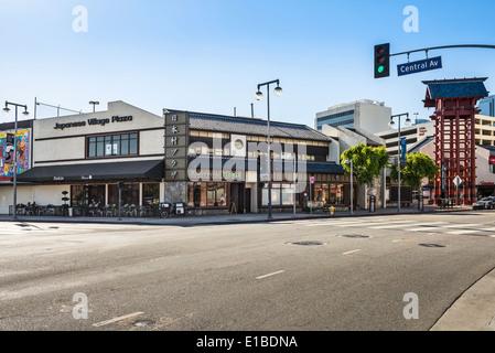 Japanese Restaurant Little Tokyo Los Angeles