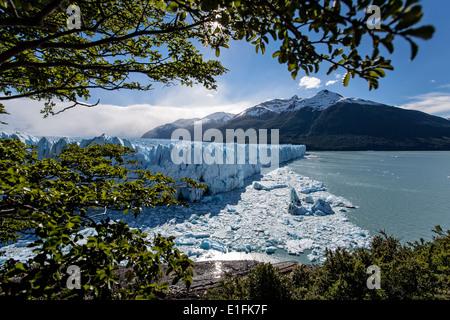 Perito Moreno glacier.Los Glaciares National Park.Patagonia.Argentina - Stockfoto