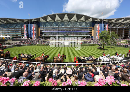royal racecourse parade ring stock photo royalty