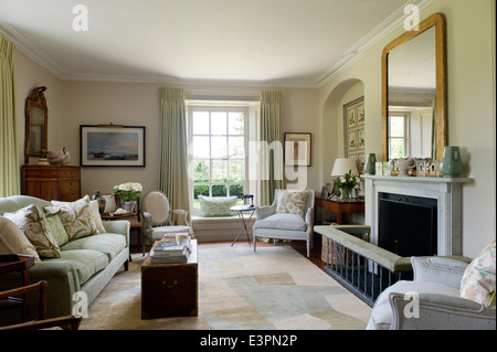 Farrow And Ball Drawing Room Green