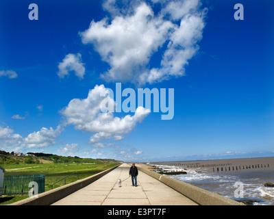 Promenade Lowestoft Stock Photo Royalty Free Image 17358616 Alamy